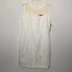 NEW Antonio Melani  Sleeveless Sheath Dress AT